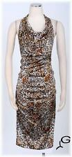 New with Defects SUZI CHIN Women's Cocktail Empire Waist Dress Sz 14 $168