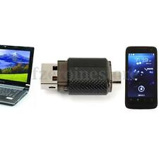 New 32GB Dual 2 Micro USB 2.0 Flash Drive Memory Stick Storage Pen OTG PC Phone