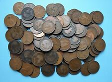 1 Kg OF PRE DECIMAL ONE PENNY COINS