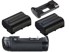 Pro Battery Grip Pack For Nikon D600 D610 DSLR as MB-D14 + 2x EN-EL15 Battery