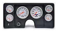 78-81 El Camino/ Monte Carlo / Malibu Blk Dash Panel with Ultra Lite Gauges