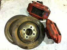 MG TF MGF LE500 1.8 160 135 1.6 *HARDLY USED 23K!* 4 POT RED AP CALIPERS & DISCS