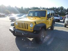 Jeep : Wrangler Rubicon 4X4