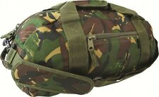 Highlander DPM Camo Cargo Travel Holdall 30 Litres Small Bag Camouflage Army