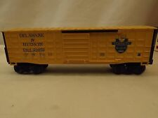 O Lionel D&H box car #15018 in original box