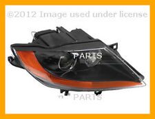 BMW Z4 2003 - 2005 Hella Headlight Assembly (Bi-Xenon) with Yellow Turn Signal