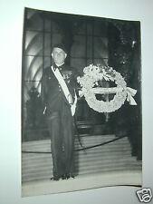 fleurs pour la tombe du sergent KELLY  militaire photo véritable 13x18 cm