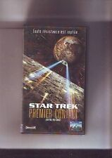 k7 video VHS star trek : premier contact