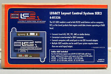 LIONEL LEGACY LAYOUT CONTROL SYSTEM SER2 LCS SERIAL CONVERTER train 6-81326 NEW