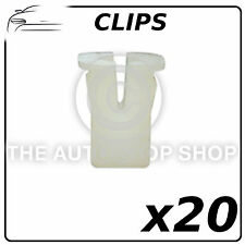 Clips Wing Bumper 8,2 x 8,2 MM Screw 4,2 MM For Opel Corsa B-C/Combo 10331 20PK