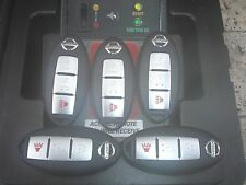 Lot of 5 NISSAN ROGUE VERSA 2010-2016 SMART KEY REMOTES FOBS CWTWBU729.
