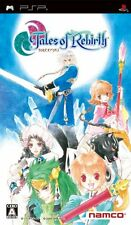 Used PSP Tales of Rebirth Japan Import ((Free shipping))、