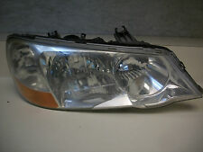 ACURA TL 02 03 HEADLIGHT XENON BEZEL CRACKED XENON HID ORIGINAL FACTORY OEM