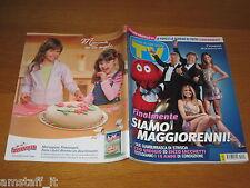 TV SORRISI E CANZONI=2011/44=GABIBBO=VELINE=GREGGIO=IACHETTI=STRISCIA LA NOTIZIA