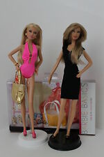 Barbie Basic Swimsuit collection No.04  & Black dress collection No.12 & Look 01