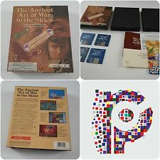 The Ancient Art of War in the Skies A Microprose Game for Amiga tested&working
