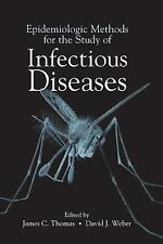 Epidemiologic Methods for the Study of Infectious Diseases-ExLibrary