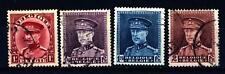 """BELGIUM - BELGIO - 1931-1932 - Effigie di re Alberto I. Nuovo tipo """"con berretto"""