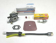 OEM Mantis SERVICE / MAINTENANCE KIT Carburetor Carb Fuel Line Kit Air Filter SP