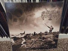 ENSLAVED - BLODHEMN - BLACK VINYL - IMPORT LP RECORD mayhem emperor