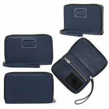 "MARC JACOBS BLACK LEATHER ""TOO HOT WINGMAN"" PURSE/WALLET BNWT RETAIL £135"