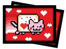 Ultra Pro Nyan Cat Valentine Standard Sleeves 50ct.