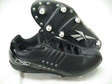 Reebok 96504 NFL X-8 Low D Football Baseball Lacrosse Cleats Black Mens 9.5 NL