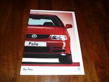 VW Polo Prospekt 04/1998