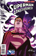 SUPERMAN Unchained #2 - Villains - VARIANT COVER 1:25