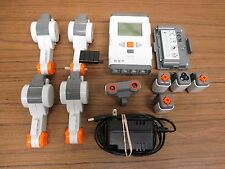 LEGO MINDSTORMS NXT WITH LOOSE ROBOT PIECES