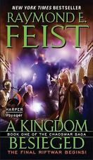 A Kingdom Besieged: Book One of the Chaoswar Saga-ExLibrary