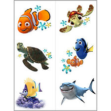 NEMO CORAL REEF TATTOO FAVORS Birthday Party Supplies FREE SHIPPING