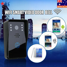 New WiFi Wireless Video Door Phone  Intercom  IR Night Vision Home Security