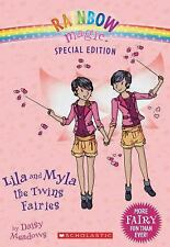 Rainbow Magic Special Edition: Lila and Myla the Twins Fairies-ExLibrary