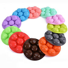 2016 Hot DIY Smile Face Shaped Pudding Jelly Silicone Tray Maker Mould Mold