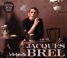 Jacques Brel - Ne Me Quitte Pas [New CD] UK - Import