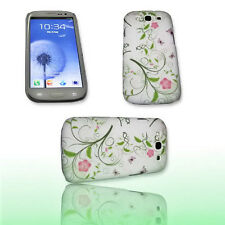 DESIGN No.3  HARD BACK COVER CASE SAMSUNG i9300 GALAXY S3  + Displayschutzfolie
