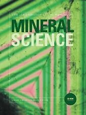 Manual Of Mineral Science 23Rd Ed Int'l Edition
