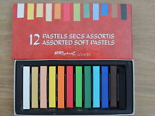 Raphael Soft Chalk Pastel Box Sets - 12 Assorted