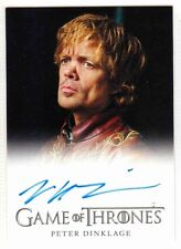 Peter Dinklage ++ Autogramm ++ Game of Thrones ++ Ice Age ++ Narnia