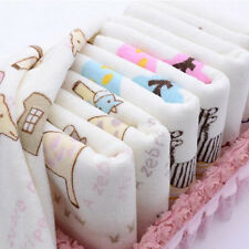 24 x 48cm Baby Infant Newborn Washcloth Bath Towel Bathing Feeding Wipe Cloth