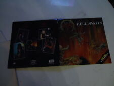 Slayer – Hell Awaits - 2 LP-UK 1988