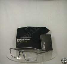 New Authentic Porsche Design P 8184 D Eyeglasses 5415 Titanium P'8184 Shiny Blue