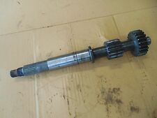 arctic cat 500 auto automatic secondary transmission drive shaft 2000 2001 2002