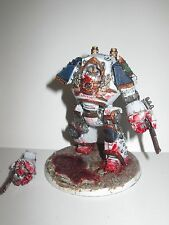 Forgeworld 40K Chaos Space Marine World caprichosos contemptor acorazado