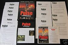 PULSE: A STOMP ODYSSEY—2002 PRESS KIT