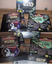 Monopoly Star Wars Edition PC Sammlerstück in BIG BOX ! Sonderedition mit Figur