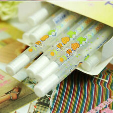 1pc Pastel White Gouache Ink Gel Pen Stationery Write Smooth Sign Card Marking