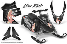 SKI-DOO REV XP SNOWMOBILE SLED GRAPHICS KIT WRAP DECALS CREATORX YRB