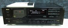 AKAI GX-95 CASSETTE TAPE DECK  100% WORKING